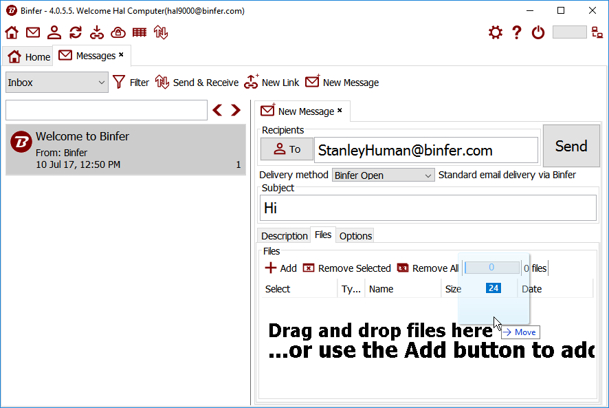 The Best File Sharing Software Binfer